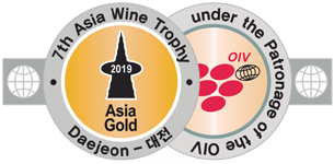 Gold Medal - Asia Wine Trophey 2019