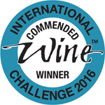 Commended wine 2016