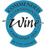 Commended wine 2014