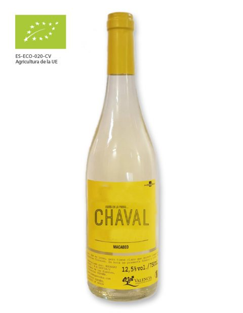 Chaval Macabeo wine