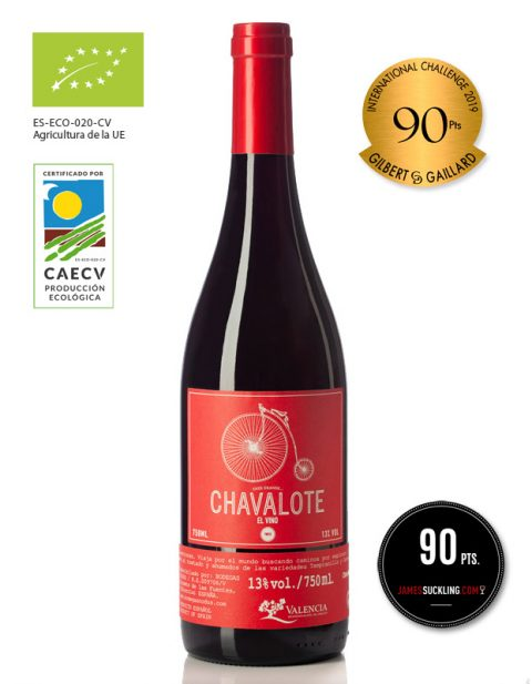 Chavalote Red wine